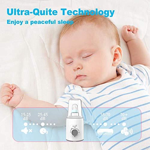 51NKLX3MoLL - Bottle Warmer, 5-in-1 Fast Baby Bottle Warmer And Sterilizer Baby Food Heater&Defrost BPA-Free Warmer For Breastmilk And Formula