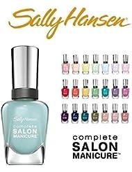 Sally Hansen Salon Manicure Finger Nail Polish Color...