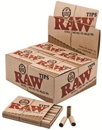 Compra Unbekannt Raw - Filtros para Tabaco de Liar (enrollados, no ...