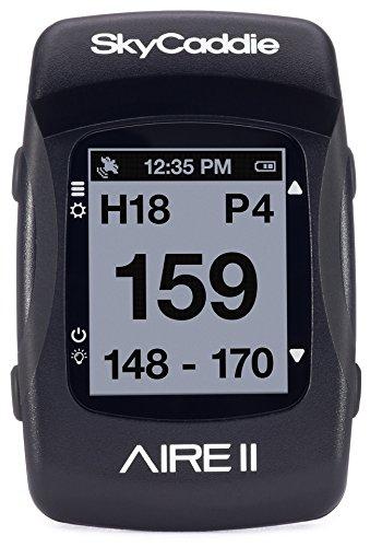 Amazon.com: SKYGOLF SkyCaddie Aire II GPS, negro: Sports ...