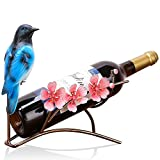 XUEXIN European-style simulation of animal wine rack decoration Home Furnishing wine cabinet decoration plant wine bottle wine rack , a