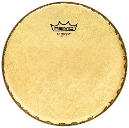 - Remo R-Series Skyndeep Bongo Drumhead - Calfskin Graphic, 8.50