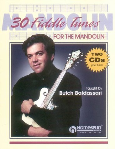 30 Fiddle Tunes For Mandolin Taught By Butch -