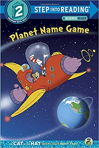 Book Planet Name Game (Dr. Seuss/Cat in the Hat) (Step Into Reading)