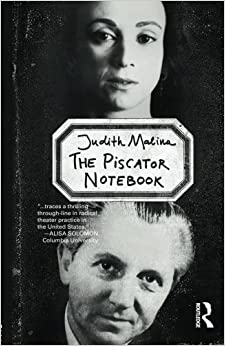 The Piscator Notebook 1st edition by Malina, Judith (2012)