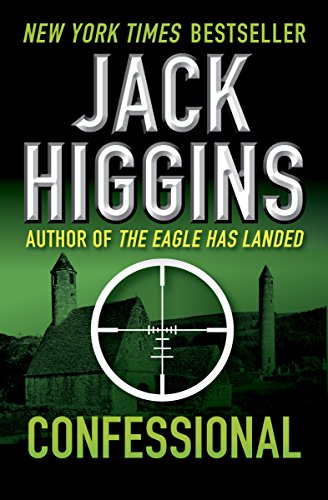 Confessional (Liam Devlin series Book 3) by [Higgins, Jack]