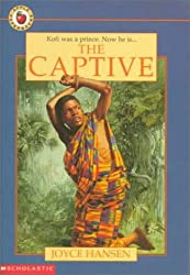 The Captive (Apple Paperbacks)