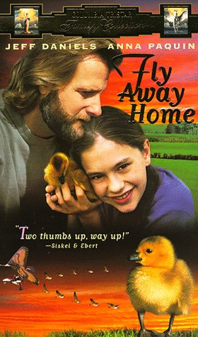 UPC 043396824300, Fly Away Home [VHS]