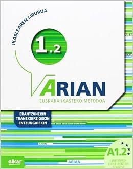 Arian A1.2 Ikaslearen Liburua: por Batzuen Artean