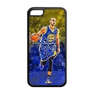 Custom Stephen Curry Basketball Series Iphone 5C Case JN5C-1203