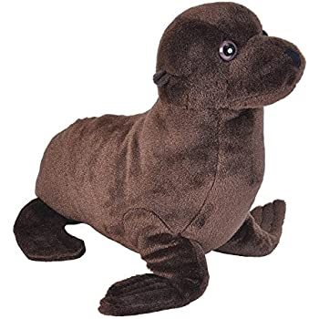 Wild Republic Sea Lion Plush Stuffed Animal Toy, Gifts for Kids, Cuddlekins, 12 Inches