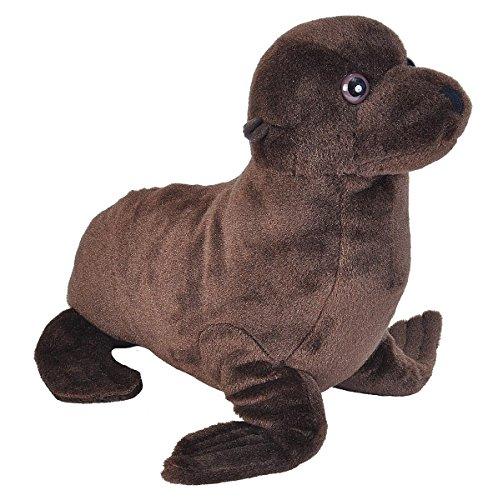 Wild Republic Sea Lion Stuffed Animal, Plush Toy, Gifts for Kids, Cuddlekins 12