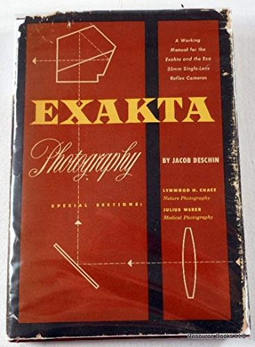 (Exakta Photography: A Manual of the Exakta-Exa Single-lens Reflex Camera System.)