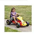 Lil' RiderTM Red Racer Battery Operated Go-Kart
