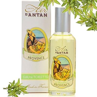 Un Air d'Antan, Les Marchés de Provence, Eau de Toilette 55 ml, Eisenkraut und Bergamotte Parfüm