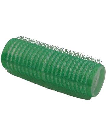 Rulos (Velcro, 20 mm Verde Gabinete Incienso