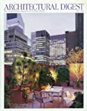 Architectural Digest - July 2002: Michael Douglas, Catherine Zeta-Jones, Michael Crichton, and More!