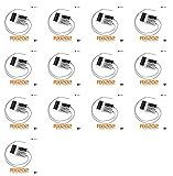 13 x Quantity of Walkera Devo RX1202 12CH RC RX Receiver for Devention TX 2.4Ghz