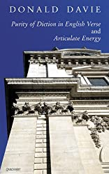 'Purity of Diction in English Verse': And 'Articulate Energy'