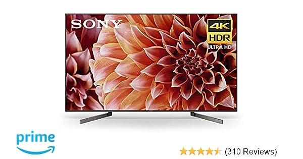 49246167f520 Amazon.com: Sony XBR65X900F 65-Inch 4K Ultra HD Smart LED TV: Electronics