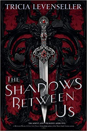 The Shadows between us de Tricia Levenseller 51NKQD10W2L._SX329_BO1,204,203,200_