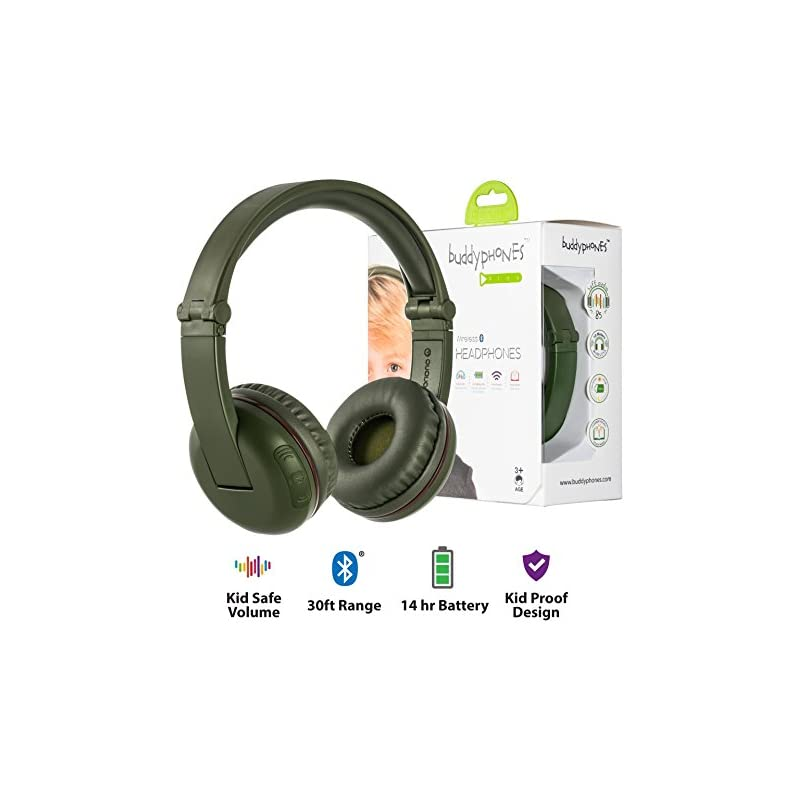Wireless Bluetooth Headphones for Kids -