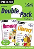 Letts Literacy and Numeracy (9-11 ) Double pack