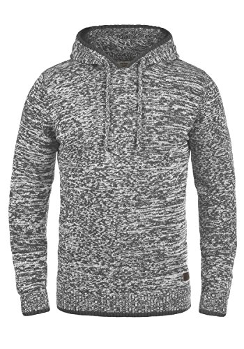 Coton Pull 100 Tricot Capuche Redefined À Rebel En Pull over Iron Pour Maurice Homme Forged Maille ABAwqO0