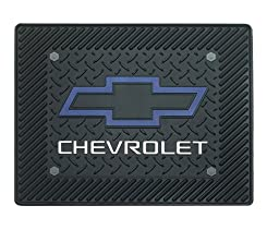 Chevy Blue Bowtie Utility Mat 14\