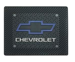 "Chevy Blue Bowtie Utility Mat 14"""