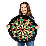 Doinkit Darts Kid-Safe Indoor Magnetic Dart Board