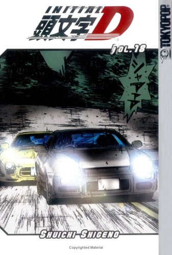 Initial D Volume 18 (Initial D (Graphic Novels))