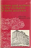 Artists and Writers in the Evolution of Latin America, , 0817350608