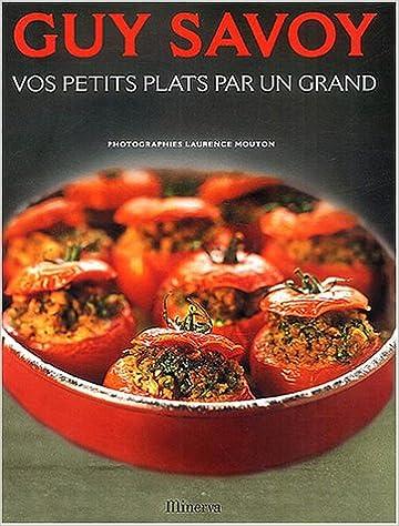 Livres gratuits Vos petits plats par un grand pdf epub