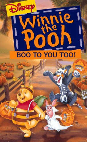 Winnie the Pooh - Boo to You Too [VHS] -