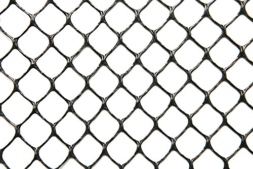 Poultry Fence-Physical Animal Barrier in -Rustless Plastic Hexagonal Mesh-For Chicken or other Pets, 3ft x 25ft by NaiteNet (Image #4)