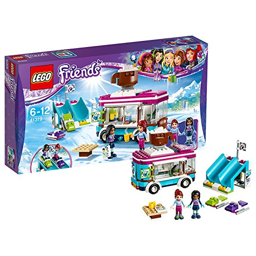 LEGO Friends - Snow Resort Hot Chocolate Van (Le Toy Van Jungle)