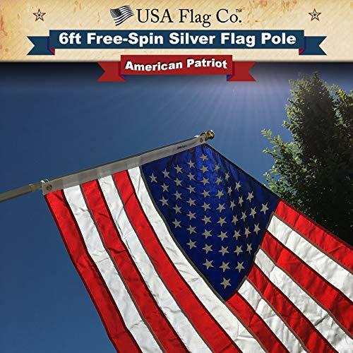 Buy flagpole for house