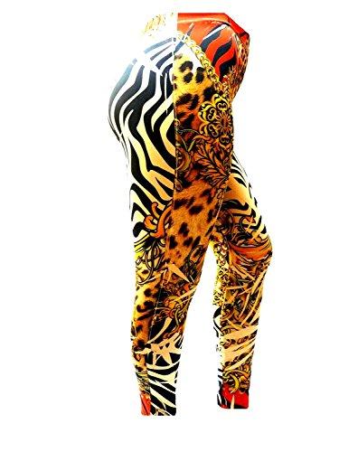 cheetah dress plus size - 3