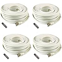 (4) 150 Foot Cable for SDH-C5100 Samsung HD System