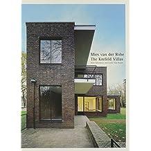 Mies van der Rohe's Krefeld Villas