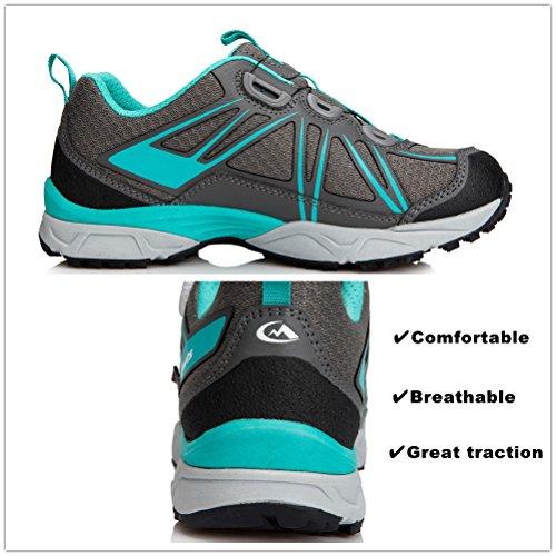 Clorts Womens Hiking Shoe Boa Backpacking Hiker 3d027b