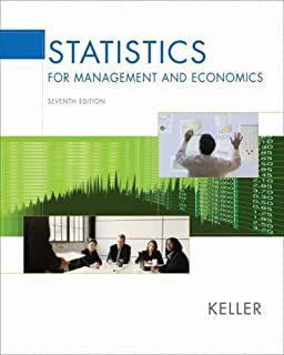 Statistics for management and economics gerald keller statistics for management and economics with cd rom and infotrac by keller fandeluxe Images