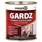 zinsser primer sealer - Rust Oleum 02304 Problem Surface Sealer, 1-Quart, Clear