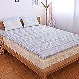 FDCVS Tatami mattresses, Foldable student dorms thicker floor mats-O 90x200cm(35x79inch)