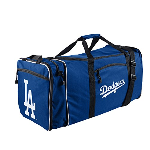 The Northwest Company Officially Licensed MLB Los Angeles Dodgers Steal Duffel bag, 28