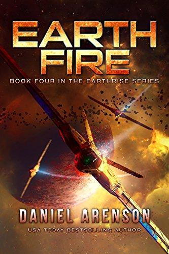 Earth Fire: Earthrise Book 4