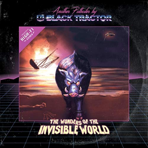 The Wonders of the Invisible World [Explicit] (Black Tractor)