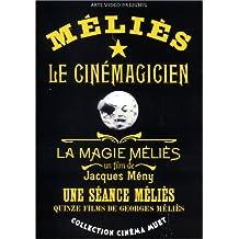 Georges Melies Collection ( La magie Méliès / Un homme de tête / L'homme orchestre / Nouvelles luttes extravagantes / Barbe-bleue / L'homme à la tête en caoutchouc / Le voyage dans la lune / Le cake-w