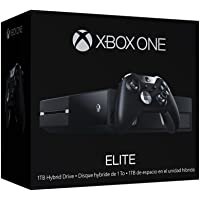 Console Xbox One Elite 1To